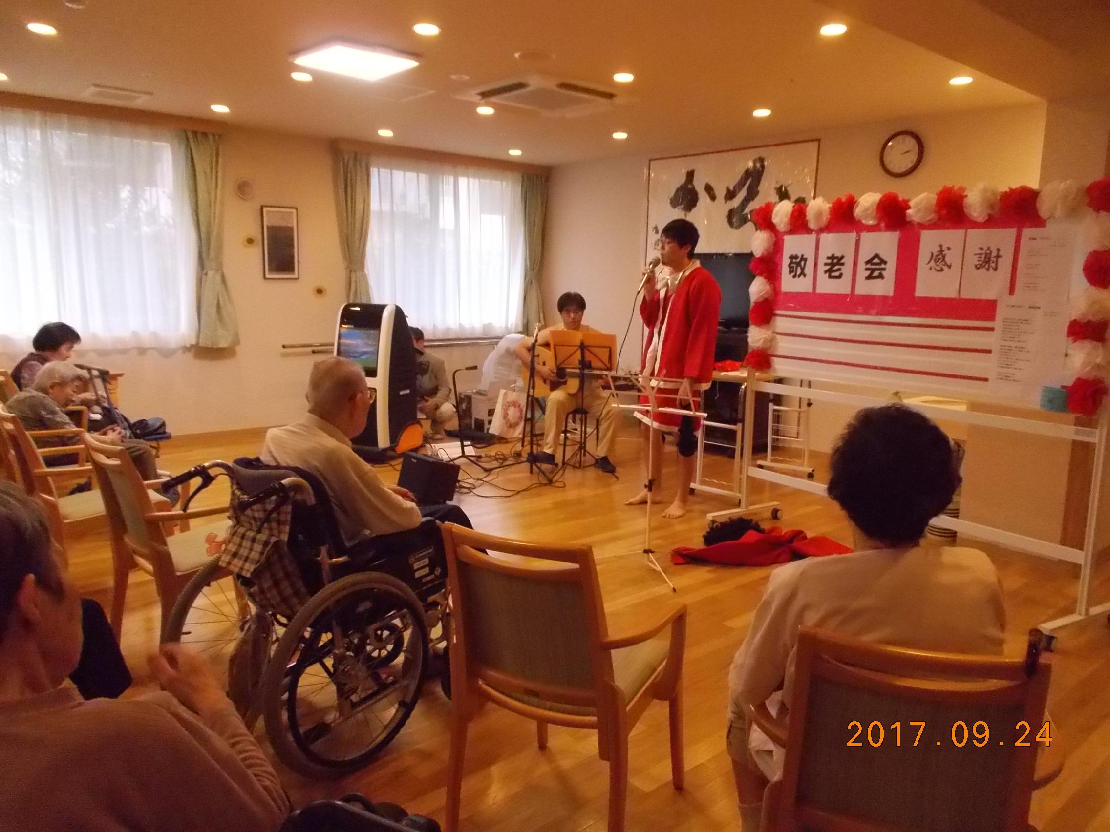 歌謡ショー(1)